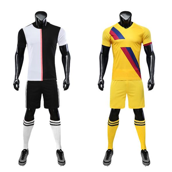 2020 cheap football kits jerseys blank 4