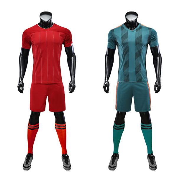Available New Design Soccer kits Custom print carving Football Soccer Jersey New Model1