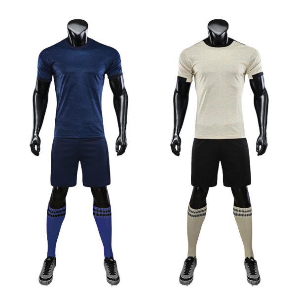 Available New Design Soccer kits Custom print carving Football Soccer Jersey New Model2