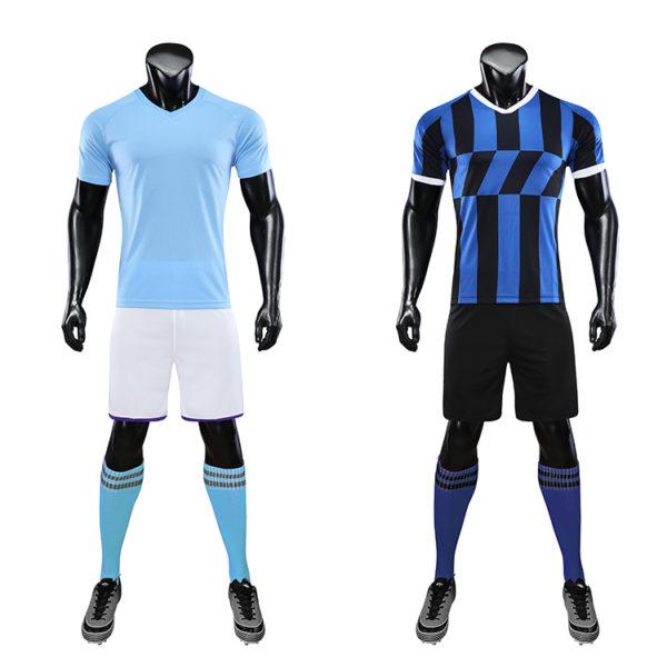 Available New Design Soccer kits Custom print carving Football Soccer Jersey New Model4