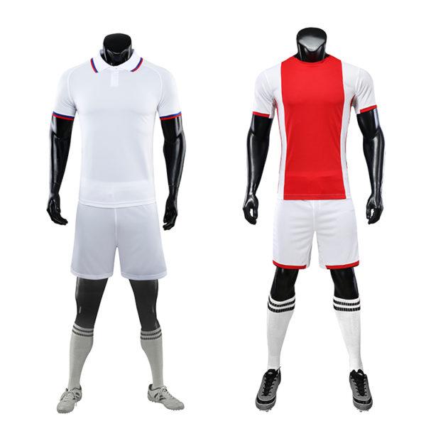 Soccer Wear Oem Soccer Uniform Set Custom Football Jersey Soccer Uniform For Men1