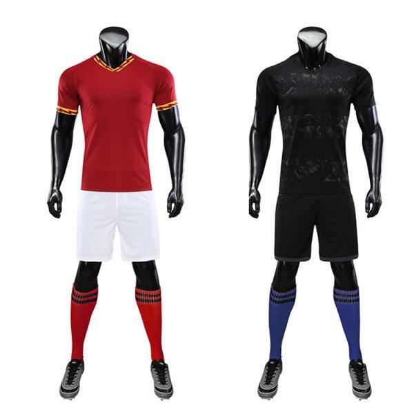 Soccer Wear Oem Soccer Uniform Set Custom Football Jersey Soccer Uniform For Men2