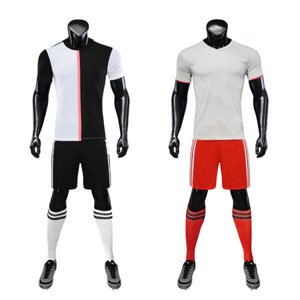Soccer Wear Oem Soccer Uniform Set Custom Football Jersey Soccer Uniform For Men3