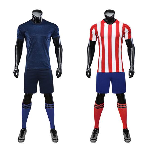 Soccer Wear Oem Soccer Uniform Set Custom Football Jersey Soccer Uniform For Men4