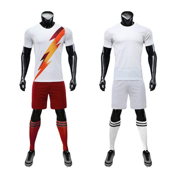 Soccer Wear Oem Soccer Uniform Set Custom Football Jersey Soccer Uniform For Men6