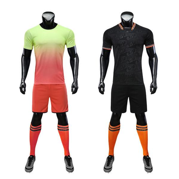 Soccer Wear Oem Soccer Uniform Set Custom Football Jersey6