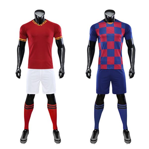 Sublimation Football Shirt Custom Soccer Wear Soccer Jersey1
