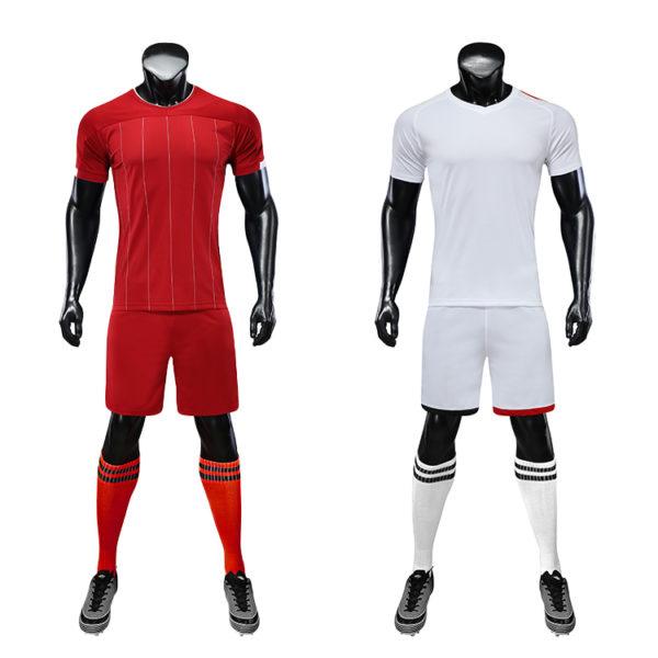 Sublimation Football Shirt Custom Soccer Wear Soccer Jersey4